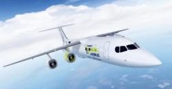 Airbus Kembangkan Prototipe  Pesawat Listrik