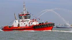Kapal Tunda Canggih Produksi Indonesia Perkuat Pelindo Marine Service