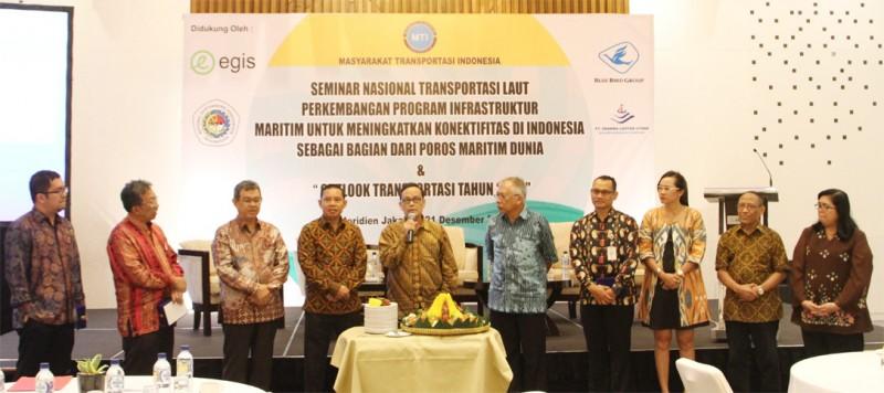 22 TAHUN MTI : BERKIPRAH DENGAN SOLUSI MEMBANGUN TRANSPORTASI INDONESIA