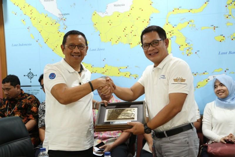 AirNav dan INACA Bangun Sinergi Layanan Navigasi Penerbangan