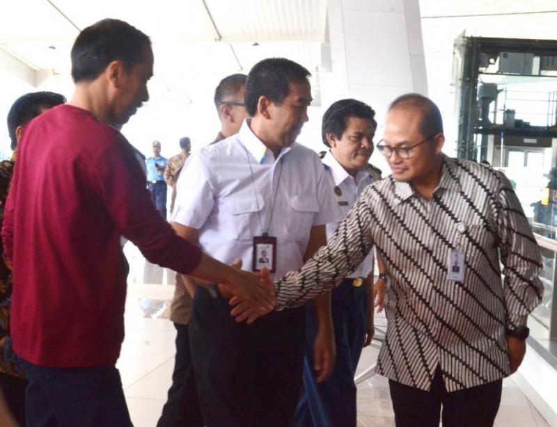 Bravo !! Kereta Bandara Gunakan Skytrain Karya PT Len Industri