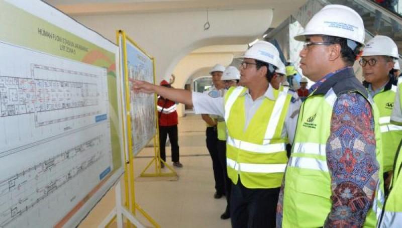 Catat, LRT Palembang Beroperasi Juni 2018
