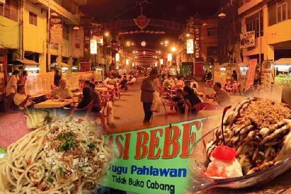 Di Surabaya hanya semalaman? Inilah pilihan kulinernya!