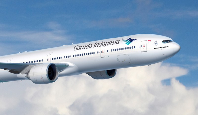Hebat !!! Garuda Indonesia Capai OTP 90 Persen di Peak Season Pergantian Tahun
