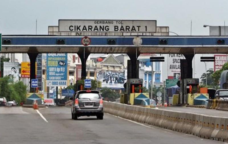 Jasa Marga : Keluarlah Melalui Gerbang Tol Cikarang Barat