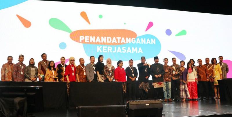 JNE Dukung Pengembangan Pariwisata Indonesia