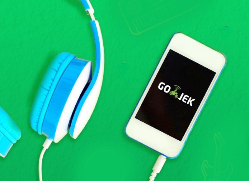 Kolaborasi GO-JEK dan JOOX, Hadirkan Musik Dalam Layanan Transportasi