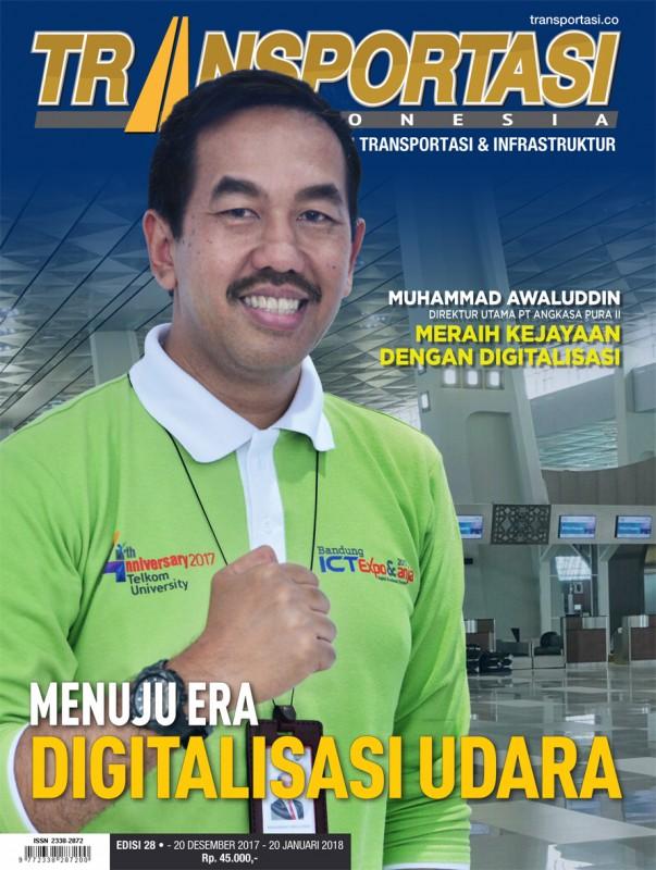 Telah Terbit Transportasi Indonesia Edisi 28