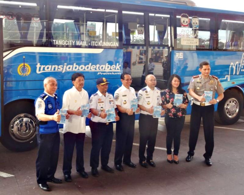 Transjabodetabek Premium Merambah Tangerang